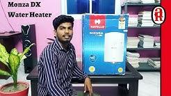 Havells Monza DX Water Heater 25 Liter Unboxing & Installing
