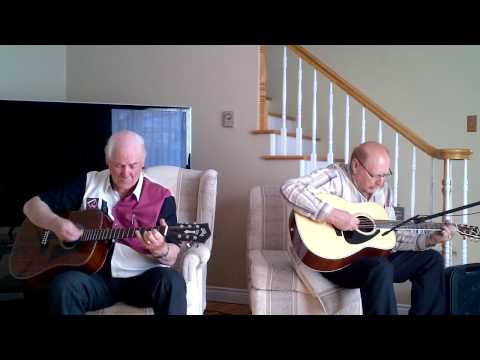 #96 -  My Nova Scotia Home / Old Time Music by the Doiron Brothers
