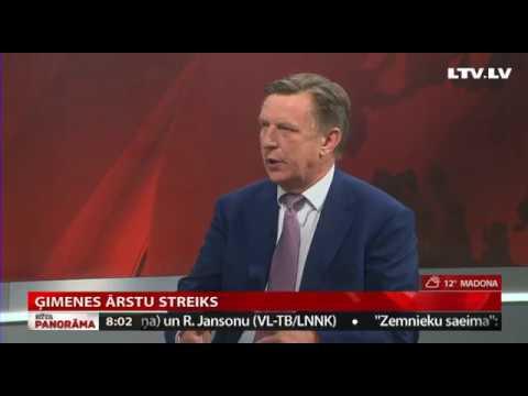 Intervija ar Ministru prezidentu Māri Kučinski