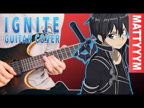 Sword Art Online II - Ignite - Epic Rock Cover
