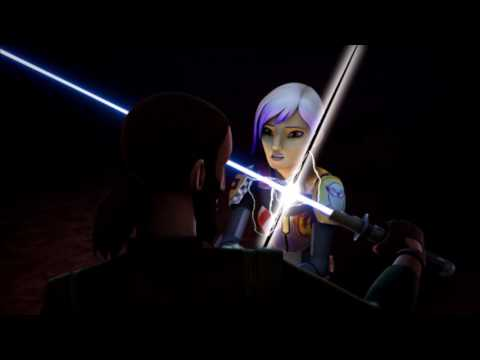 Star Wars: Rebels - OST - ''Sabine Suite'' - (Trials of the Darksaber)