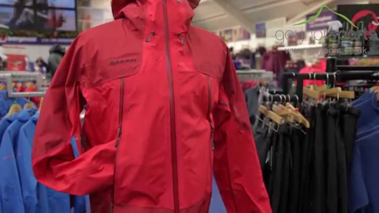 new lower prices official site detailed images Mammut Teton Jacket. www.gaynors.co.uk
