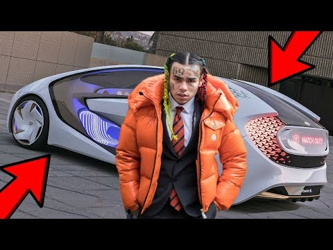 9 Expensive Items The Fed&39;s Confiscated From 6ix9ine