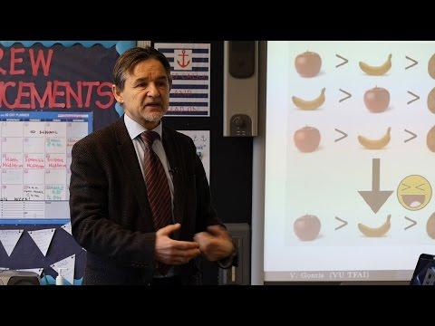 Dr. Vygintas Gontis - Ekonofizika - 1/17/2015