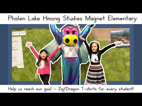 Zaj Tshirts for Every Student   Phalen Lake Hmong Studies Magnet