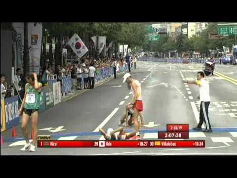 run a marathon and then fail at the finish youtube