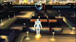 Iron Man PSP Gameplay