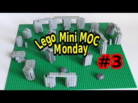 LEGO Weekly MOC #3:[Stonehenge+Haul]