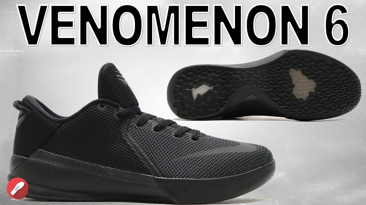 008c6b0f149e Nike Kobe Venomenon 6 Initial Thoughts! - YouTube