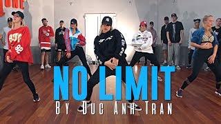 "G-Eazy ""NO LIMIT"" ft. Cardi B x Asap Rocky | Duc Anh Tran Choreography"
