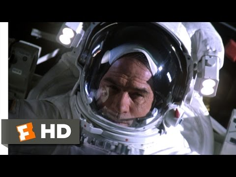 Space Cowboys 9/10 Movie   Let's Shoot This Baby To The Moon 2000 HD