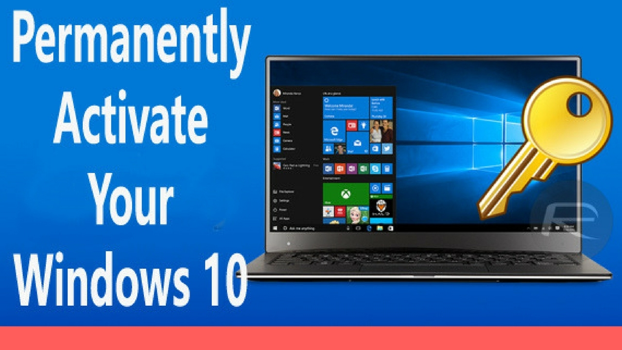 how to permanently get rid of the activate windows 10