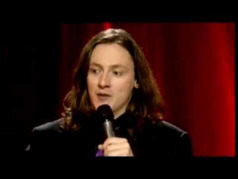 Ed Byrne On The Smoking Law