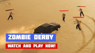 Zombie Derby (2019) · Game · Gameplay