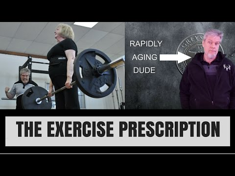 #8: The Exercise Prescription