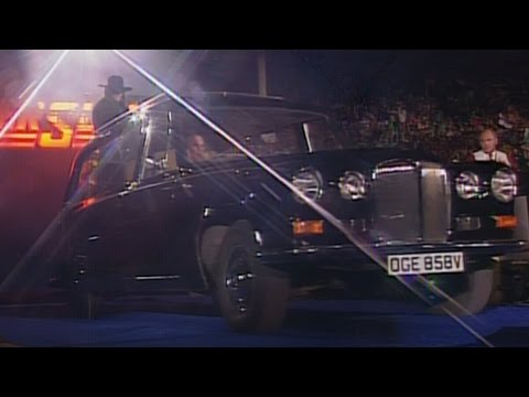 The Undertaker's entrance: SummerSlam 1992 on WWE Network