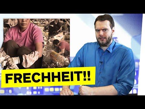WAS ERLAUBEN DIE SICH?! China will unseren Müll nicht mehr