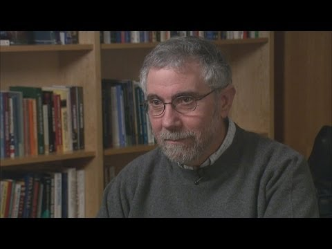 """Krugman: """"Economics Is Not a Morality Play"""""""