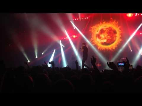 "Imagine Dragons ""Radioactive"" LIVE Norfolk VA"