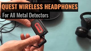 Video Quest Wireless Headphones download MP3, 3GP, MP4, WEBM, AVI, FLV Agustus 2018