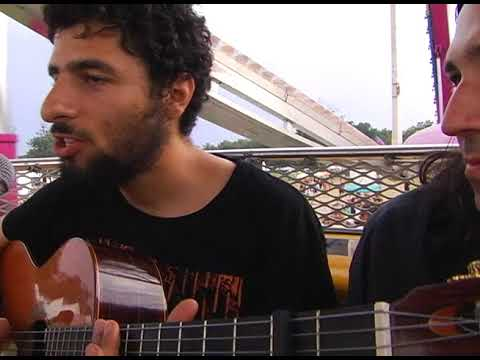 José González - Interview - 7/9/2009 - A Ferris Wheel at Bonnaroo - Manchester, TN