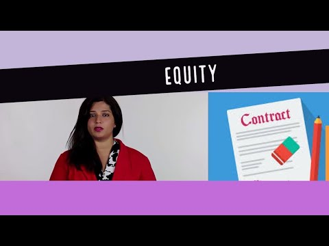 4 - Equity in Contract Law