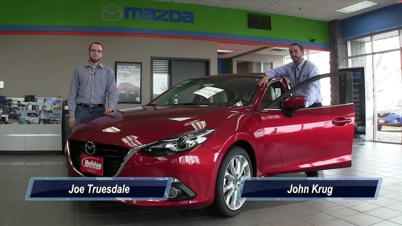 At the Wheel: 2014 Mazda3 Review - YouTube 2014 Mazda 3 Wheel Specs