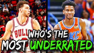 Can YOU Name The NBA's Most UNDERRATED PLAYER of the 2020 Season?
