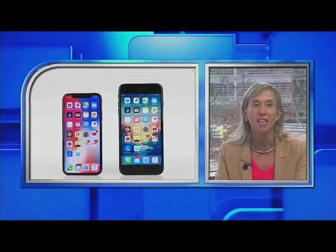 Laurie Laird analyses latest US Market report and Apple sales decline