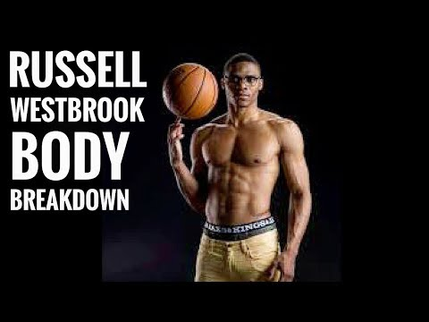 How To Get A Body Like Russell Westbrook