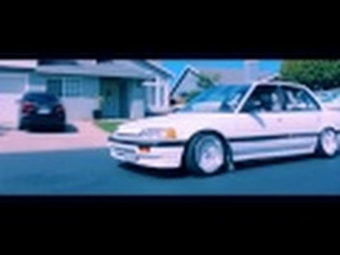 88 Ef Carwash Cruise Slammed Ef Sedan Jdm Lifestyle Youtube