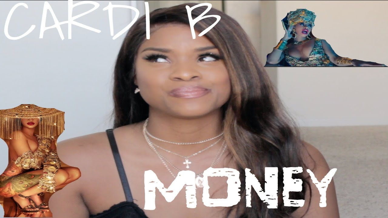 Cardi B - Money [Official Music Video] - REACTION - YouTube