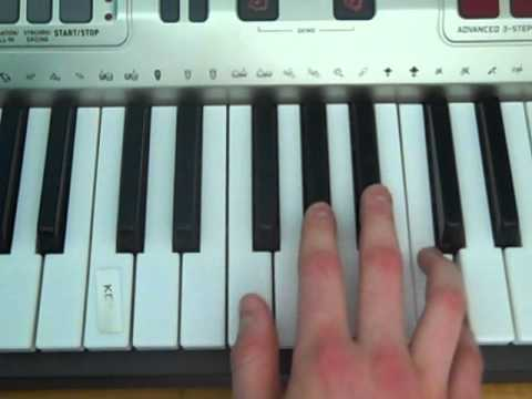 Dream On By Aerosmith Piano Tutorial Youtube