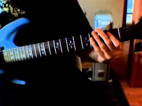 Zeenon - Welcome to the Conic Section (Guitar Cover)