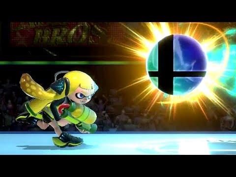 Super Smash Bros. Ultimate - All Final Smashes