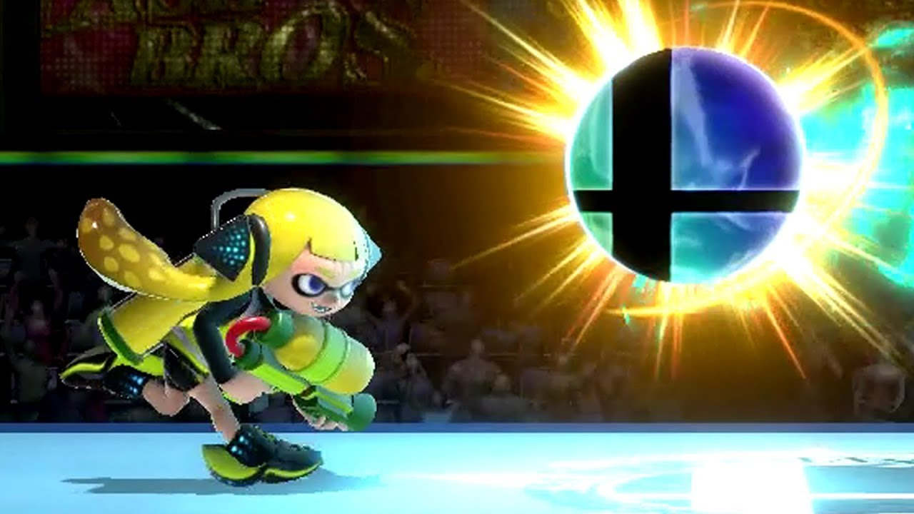Super Smash Bros  Ultimate - All Final Smashes