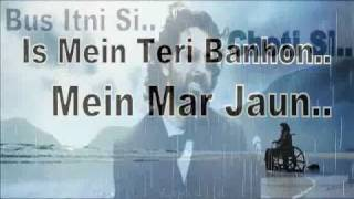 Guzaarish-Title Song (With Lyrics) Must Watch!