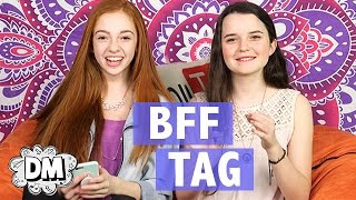 Best Friend Tag! | Alyssa Vlogs