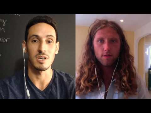 Happiness, Entrepreneurship and Relationships - Jake Ducey