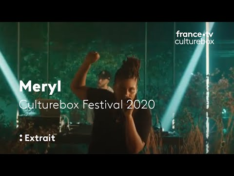 Youtube: Meryl – « Billets » @ Culturebox Festival 2020