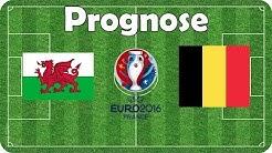 Wales vs Belgien 🍟 EM 2016 🍟 Viertelfinale 🍟 Fifa Prognose