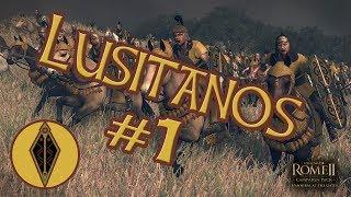 Rome II Total War | Lusitanos | Parte 1