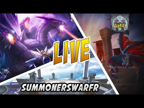 Summoners War - Live 19.01 - GVG/Event Rift
