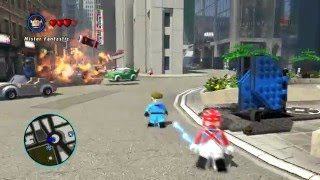 LEGO MARVEL Super Heroes - Captain Britain Kills Mister Fantastic (1080p)