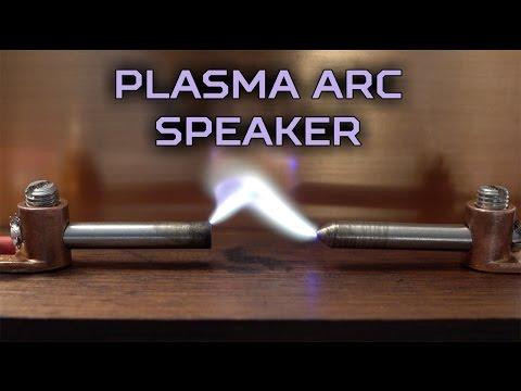 Advanced Plasma Arc Speaker