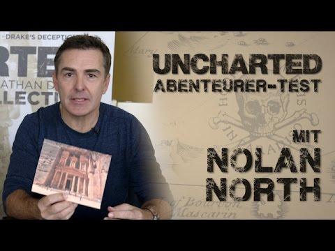Uncharted: Der AbenteurerTest mit Nolan North