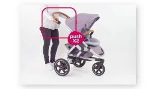 Video: Maxi-Cosi Nova 3 jalutuskäru