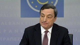 Bce, tassi fermi. Draghi: pericolo bassa inflazione, la crisi non è finita - economy