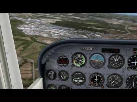 FSX| Bases élémentaires du pilotage 3/3