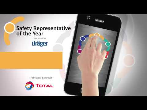 Offshore Safety Awards 2019 Finalists in the Safety Representative of the Year category